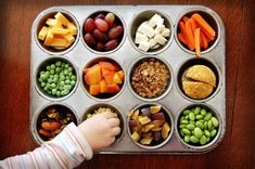 Five Quick Healthy Snacks for at the Office or on the Go!