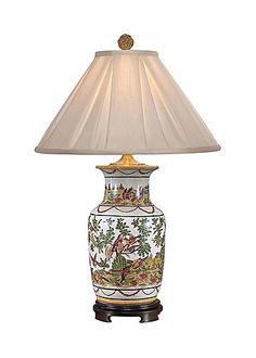 Birds' Paradise Lamp | Wildwood Lamps Table Lamp