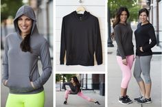 Exercise in Comfort - Women's Athletic Hoodies #hoodies pickyourplum.com