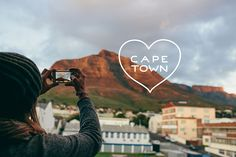 Cape Town Love by the Fresh Exchange via Miss Moss Miss Moss, How To Speak French, My Land, Travel Companies, Travel Planner, Winter Fun, The Fresh, Cape Town, Adventure Travel