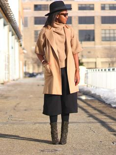 Liz Lizo, shot in New York for Liz Lizo, via Lookbook.