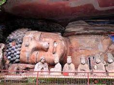 Baodungshan rock carvings, Chongqing China