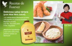 Deliciosa salsa tártara...!!