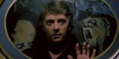 David Hemmings in PROFONDO ROSSO (1975), directed by Dario Argento.