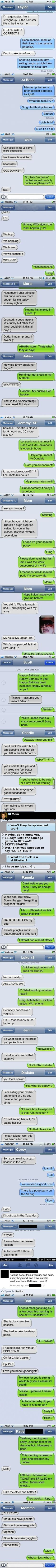 Funniest AutoCorrects Of 2012 on http://seriouslyforreal.com/funny/funniest-autocorrects-of-2012/