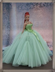 Eveninging Gown 88 for Fashion Royalty 12 inches Doll | eBay