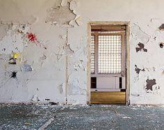 Urban Decay Door Photography Cream White by JillianAudreyDesigns, $25.00