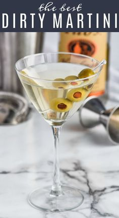dirty martini speed dating