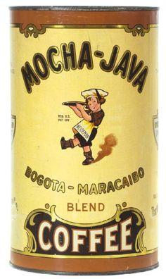 Mocha-Java Blend Coffee