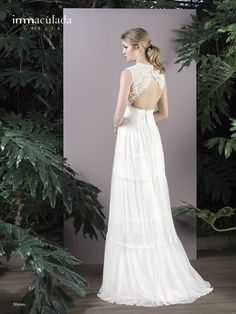 Dress: SHIZEN / Collection: HANAMI - My Essentials 2017 Dream Wedding Dresses, Types Of Fashion Styles, Wedding Day, Princess, Formal Dresses, Collection, Couture, Bridal Gowns, Boyfriends