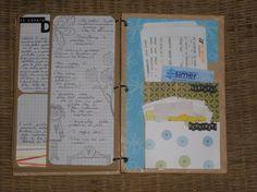 Nice travel journal