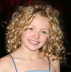 little girls curly hairstyles  | hairstyles for girls photos: Cute Hairstyles For Girls With Curly Hair