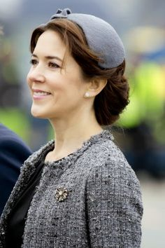 the Turkish president and his wife arrived in Copenhagen for a state visit to Denmark. Royal family welcomed the couple to heading to the airport before the royal palace.