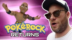 Seth Rogen goes on the hunt for PokeRock   If you havent heard by now The Rock recently launched his very own Youtube Channel. In less than one week he has already amassed one million subscribers and has collaborated with big YouTube personalities like MatPat Markiplier andLilly Singh. One of Rocks first videos to really go viral was PokeRock a parody on Pokemon Go and what it would be like if The Rock was character in the game. The Rock even enlisted the help of original Pokemon theme song…