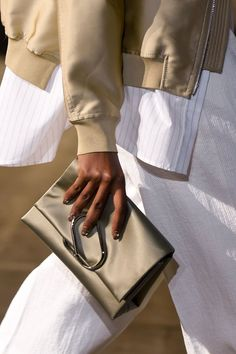 Pin for Later: 10 Bag Trends We've Spotted on the Spring '16 Runways  3.1 Phillip Lim Spring 2016