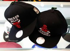 Hey Sports Divas and Dudes...Bulls Hall of Fame hats are in with the upside down logo, What's right for you, upside down or rightside up?