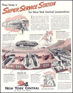 NYC Service Station