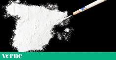 España es de los países europeos donde más droga se consume