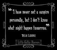 Little Gothic Horrors quotes