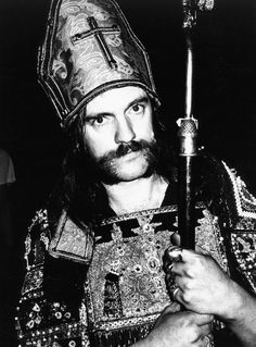 Lemmy of Motörhead – a life in pictures