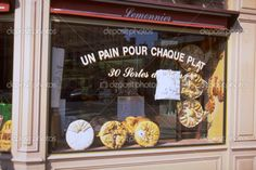 SIGNAGE - modern yet not depositphotos_9673860-France-Brittany-St.-Malo-bakery-window-display.jpg 950×633 pixels