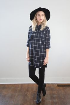 The Stacey Pocket Tunic