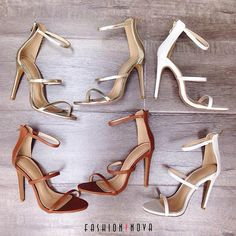 Love these Fashion Nova shoes