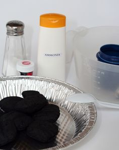 In this activity, your kid will watch coal turn into crystals right before her very eyes, and learn some science along the way!