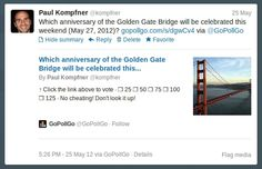 GoPollGo Puts Polls in Your Twitter Feed