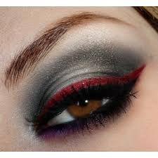 Billedresultat for goth punk makeup