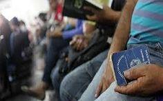 Pregopontocom Tudo: Taxa de desemprego fica em 11,8% em outubro com com 12 milhões de desocupados...