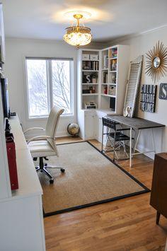 Beautiful workspace! Behind the Design - Sahlin Studio2