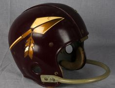 washington redskins old helmets - Google Search