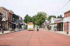 Main Street in Lebanon, Illinois by nycscout, via Flickr