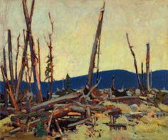 Tom Thomson Burnt Land - The Largest Art reproductions Center In Our website. Low Wholesale Prices Great Pricing Quality Hand paintings for saleTom Thomson Canadian Painters, Canadian Artists, Group Of Seven Paintings, Tom Thomson Paintings, Canada Images, Inuit Art, Art Pictures, Photos, Art Pics