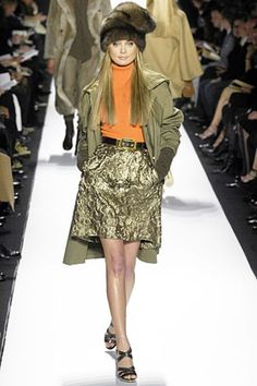 See the complete Michael Kors Collection Fall 2007 Ready-to-Wear collection.