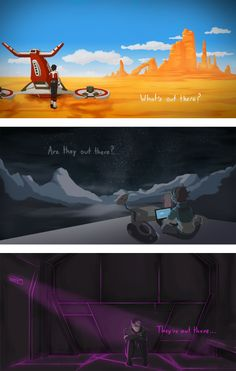 Voltron: Before the Team by Charlemage.deviantart.com on @DeviantArt