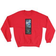 """Hking in The Woods"" Unisex Sweatshirt"