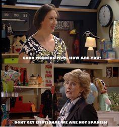 First look at the final ever episode of Miranda Miranda Tv Show, Miranda Bbc, British Sitcoms, British Comedy, Miranda Hart Quotes, The Funny, Funny Cute, British Humor, Humor