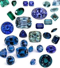 Celebrate Summer all year long with sea inspired blues - Sapphires, Topaz, rare indigo-blue Tanzanite, Aquamarine and exquisite Emeralds.     To view their collection . . .  Visit www.aucklandringcompany.co.nz