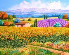 landscape painting - Google 搜索