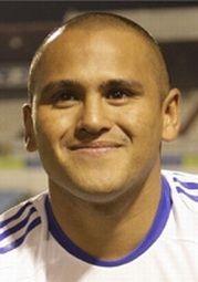 Suazo, Humberto Andrés Suazo Pontivo - Futbolista