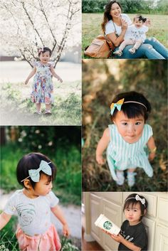 The Ultimate Baby Girl Hair Accessories Guide | hair tips for baby girls | hair accessories for baby girls | style tips for kids | hair care tips for babies | how to style your baby girl's hair | baby girl hair tips || Sandy A La Mode