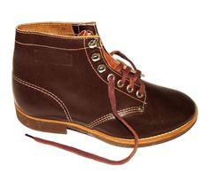 40s 50s vtg NOS Biltrite Work Shoes boots workwear railroad farm factory 3 1/2 | Clothing, Shoes & Accessories, Vintage, Men's Vintage Shoes | eBay! #mensaccessoriesvintage