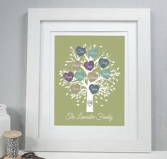 Check out this item in my Etsy shop https://www.etsy.com/ca/listing/251799286/great-christmas-gift-family-tree-8x10