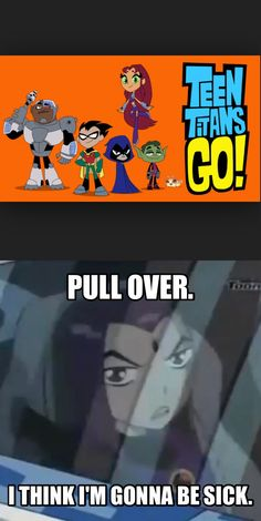 I could go on a 24 hour rant about how the original teen titans is waaaaaaaay better than this stupid new teen titans go show is. Dc Comics, Memes Arte, Original Teen Titans, Bbrae, Beast Boy, Teen Titans Go, Young Justice, Dc Heroes, Cultura Pop