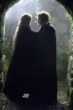"Tristan and Isolde - ""I don't know if life is great than death but love was more than either."""