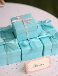 tiffany themed bridal shower - Google Search
