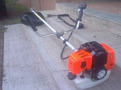 42cc Industrial Brush Cutter. Machine was bought and hardly used. It is in Excerlent condition. Comes with automatic nylon cord release cutting head, body harness and steel bladeR1700Im in pinetown. Delivery can be arrangd for a small fee.