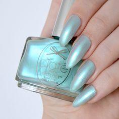 Ciaté Geology - 'Part Time Mermaid' French Nails Glitter, Glitter Nail Polish, French Tip Nails, Acrylic Nails, Sexy Nails, Fun Nails, Nice Nails, Chrom Nails, Long Nail Art